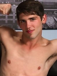 Sexy blond twink Nicholas Reed stars in his first Helix LIVE show.