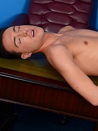 Older-Younger: Young office junior goes to any fucking lengths to please his hyper-horny manager!