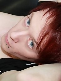 Urban Brit Sean is a bit of a goth and alternative looking guy which we find really sexy when he is naked